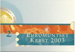 Nederland 2003 Kerstset deel 2