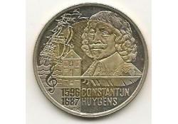 Penning 1996, 10 euro Constantijn Huygens