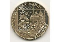 Penning 1997, 5 Euro, Johan van Oldenbarnevelt