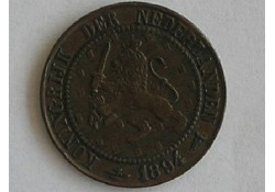 2½ cent 1894 PR