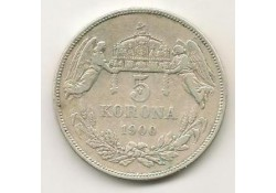Km 488 Hongarije 5 Korona 1900 Zf