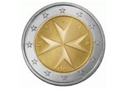 Serie malta 2010 UNC is alleen de 2 euro!!