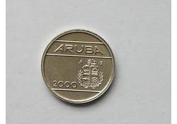 5 cent Aruba 2000 UNC/FDC