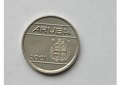 5 cent Aruba 2001 UNC/FDC