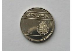 10 cent Aruba 1986 UNC/FDC