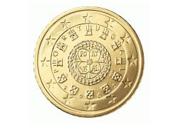 50 Cent Portugal 2010 UNC