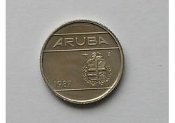 10 cent Aruba 1987 UNC/FDC
