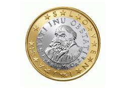 1 Euro Slovenië 2010 UNC