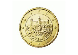 10 Cent Slowakije 2010 UNC