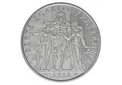 Frankrijk 2012 10 Euro Hercules UNC