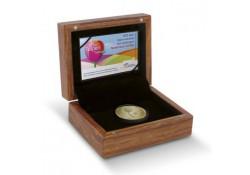 Nederland 2012 10 Euro Tulpentientje goud Proof