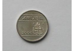 10 cent Aruba 2000 UNC/FDC