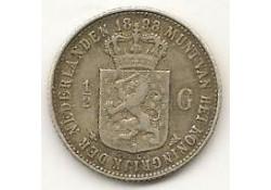 ½ Gulden 1898 Zf