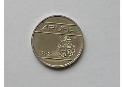 25 cent Aruba 1992 UNC/FDC