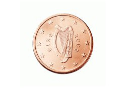 2 Cent Ierland 2012 UNC