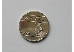 25 cent Aruba 1993 UNC/FDC