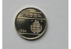 25 cent Aruba 1994 UNC/FDC
