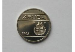 25 cent Aruba 1995 UNC/FDC
