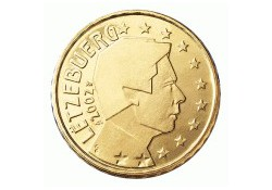 50 Cent Luxemburg 2012 UNC