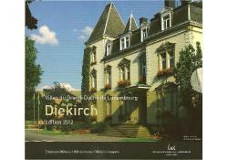Bu set Luxemburg 2012 Met 3x 2 euro
