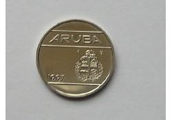 25 cent Aruba 1997 UNC/FDC