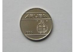 25 cent Aruba 1999 UNC/FDC