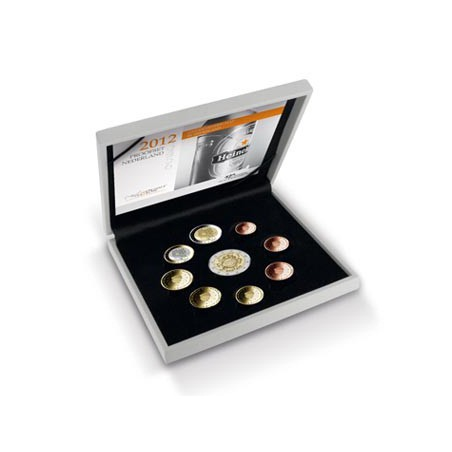 Nederland 2012 Proofset Inclusief 2 euro 10 jaar Euro