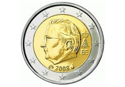 2 Euro België 2011 UNC