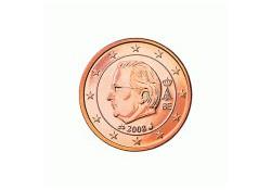 1 Cent België 2012 UNC