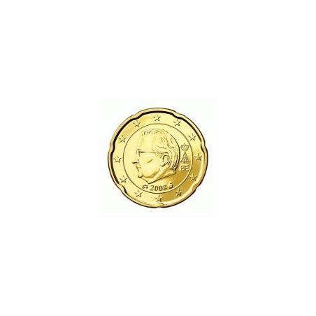 20 Cent België 2012 UNC