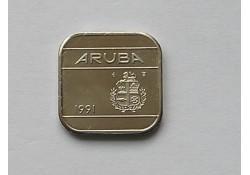 50 cent Aruba 1991 UNC/FDC