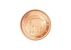 2 Cent Estland 2011 UNC