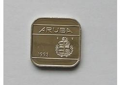 50 cent Aruba 1993 UNC/FDC