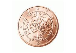 5 Cent Oostenrijk 2011 UNC