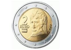 2 Euro Oostenrijk 2011 UNC