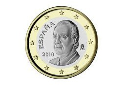 1 Euro Spanje 2011 UNC