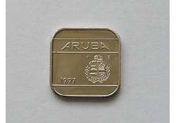50 cent Aruba 1997 UNC/FDC