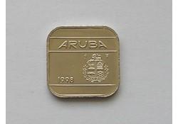 50 cent Aruba 1998 UNC/FDC