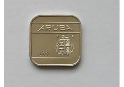 50 cent Aruba 1999 UNC/FDC