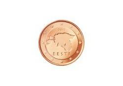 1 Cent Estland 2012 UNC