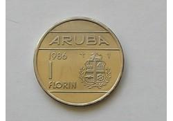 1 Florin Aruba 1986 UNC/FDC