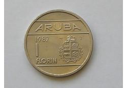 1 Florin Aruba 1987 UNC/FDC