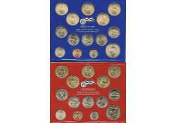Uncirculated Coin Set 2010 D & P
