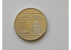 1 Florin Aruba 1989 UNC/FDC