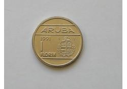 1 Florin Aruba 1991 UNC/FDC