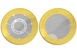 3 Euro Slovenië 2012