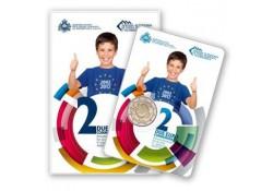 2 Euro San Marino 2012 10 jaar euro Bu
