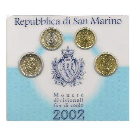 Bu minikit San Marino 2002