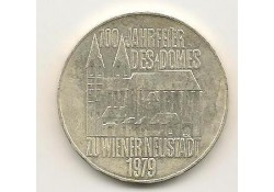 Km 2942 Oostenrijk 100 Schilling 1979 Unc-