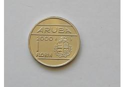 1 Florin Aruba 2000 UNC/FDC
